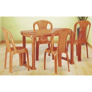 NILKAMAL-SHAHENSHAH-DINING-TABLE-SET-WITH-CHAIR-CHR-4002-MODEL