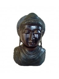 GD- BUDHA-FACE STATUE