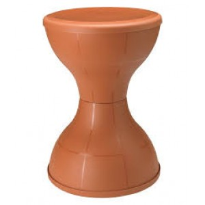 NILKAMAL-PLASTIC-STOOL-12-DRUM-SHAPE