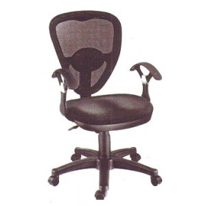 ATHARVO  LOW BACK REVOLVING CHAIR 081