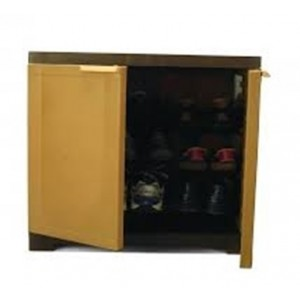 NILKAMAL-PLASTIC-SHOE-RACK-MODEL-FMSC-09-SANDY-BROWN